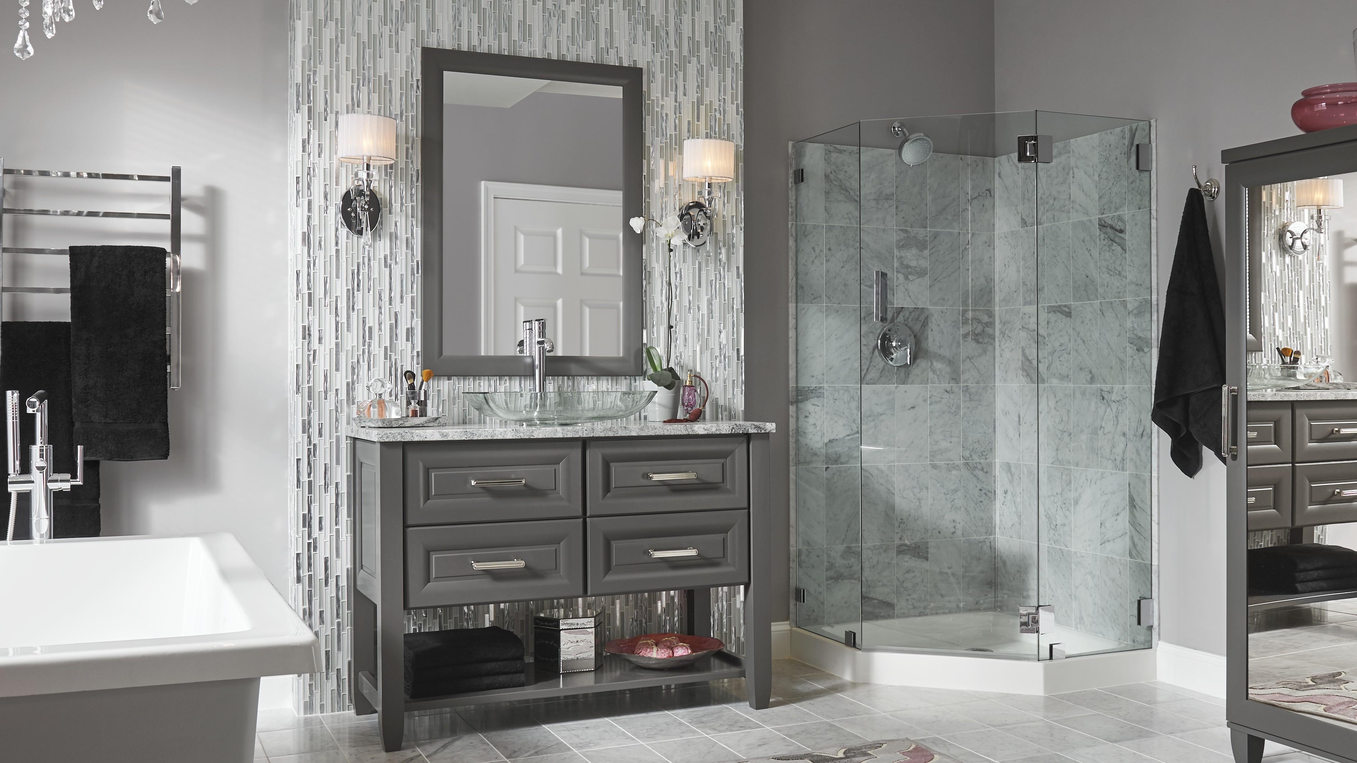 bathroom yorktowne cabinetry
