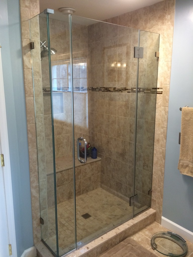 Shower Doors Or Curtains? | Cardigan Kitchens & Baths