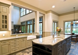 Open Concept Kitchens why you should embrace the open-concept kitchen - cardigan