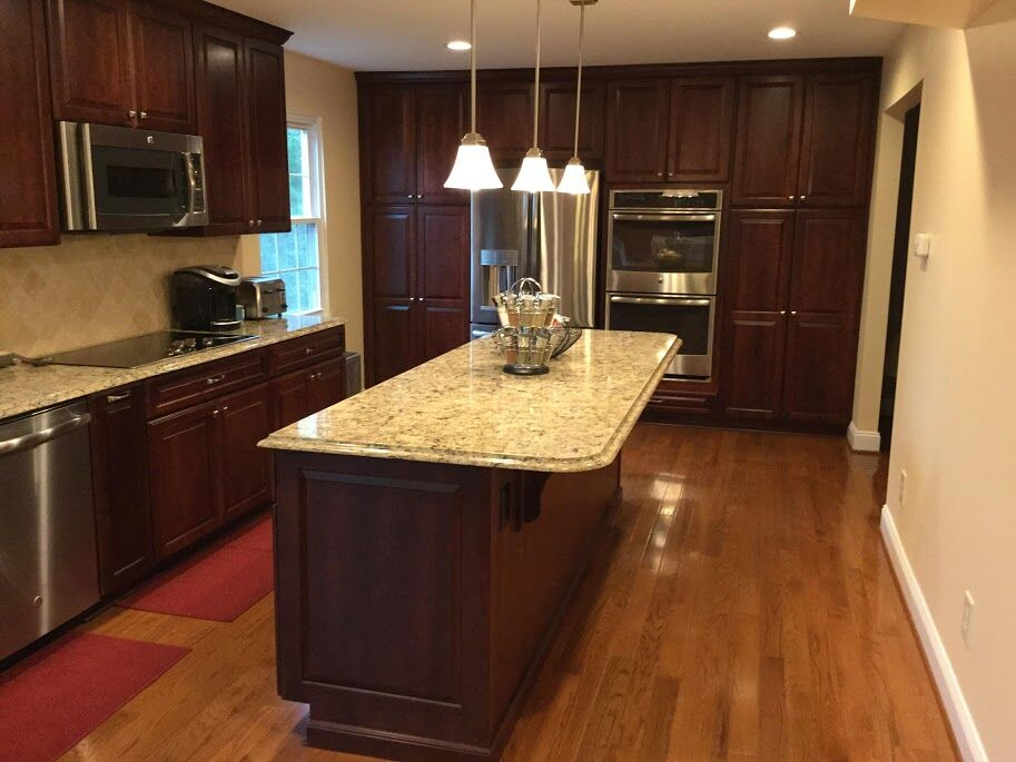 Kitchen remodeling costs meeting budget and your vision for Complete kitchen remodel price
