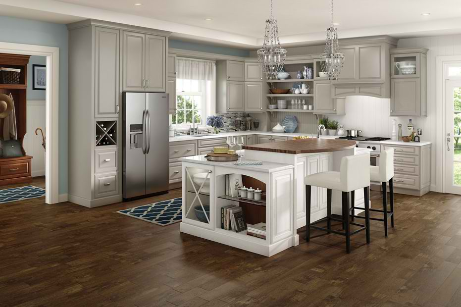 Sand And Paint Kitchen Cabinets
