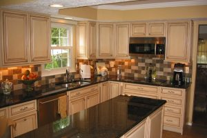 Remodeling For A Larger Looking Kitchen