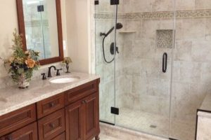 Bathroom Remodel - Give Your Bathroom An Updated Spacious Feel