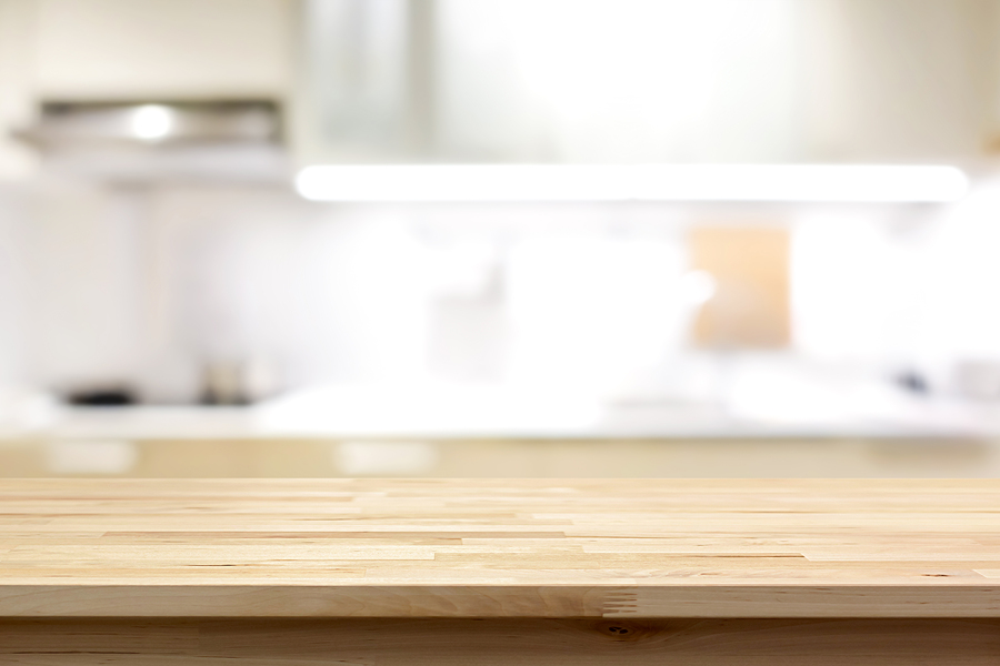 Making A Comeback: Wood Countertops