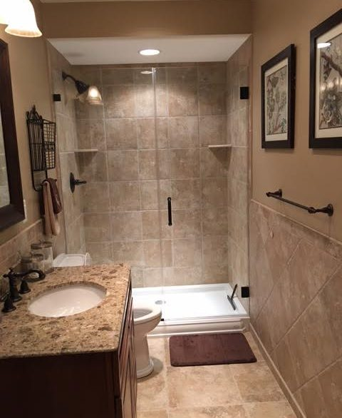 Remodeled Bathrooms Pictures: Small Bathroom Remodel Tips: How To Make A Better Design?