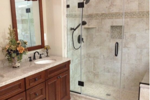 Bathroom Remodel - Do You Choose A Tub Or A Walk-In Shower?