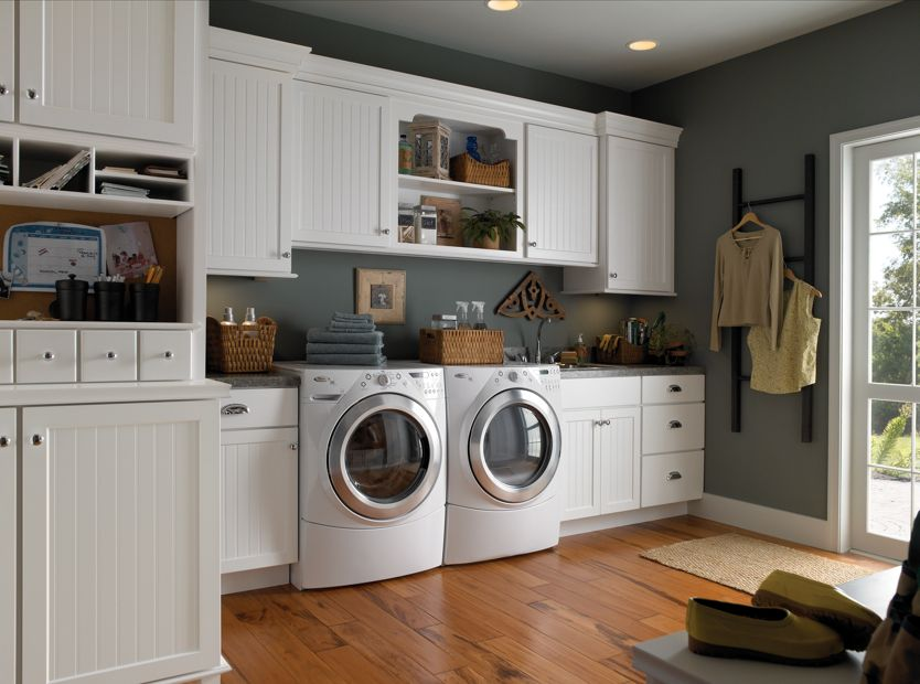 Say Goodbye To Clutter And Improve Storage Space With Yorktowne Cabinets