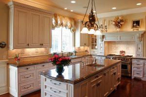 Kitchen Remodel - Comparing Quartz And Granite Countertops