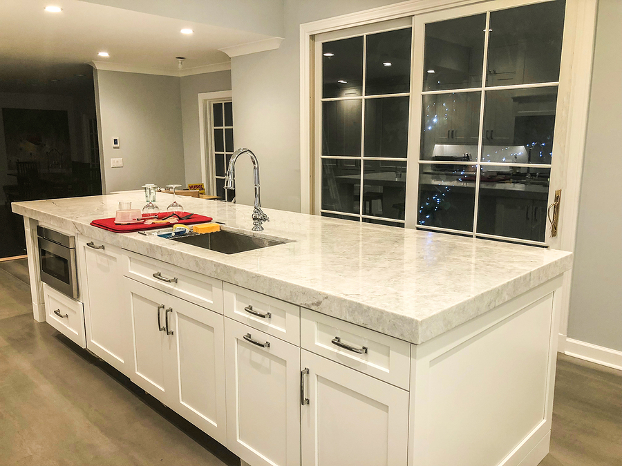 Pros And Cons Of Granite Quartz Countertops Kitchen