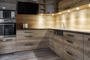 Cabinet Storage Solutions for Smaller Kitchens - Kitchen remodeling in Bowie
