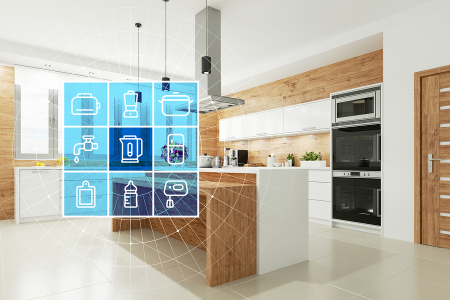 Bowie Remodeling - Are You Ready For A Smart Kitchen?
