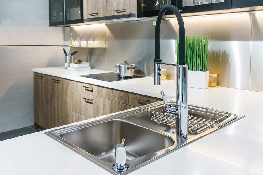 Bowie plumbing services - Get The Right Kitchen Sink
