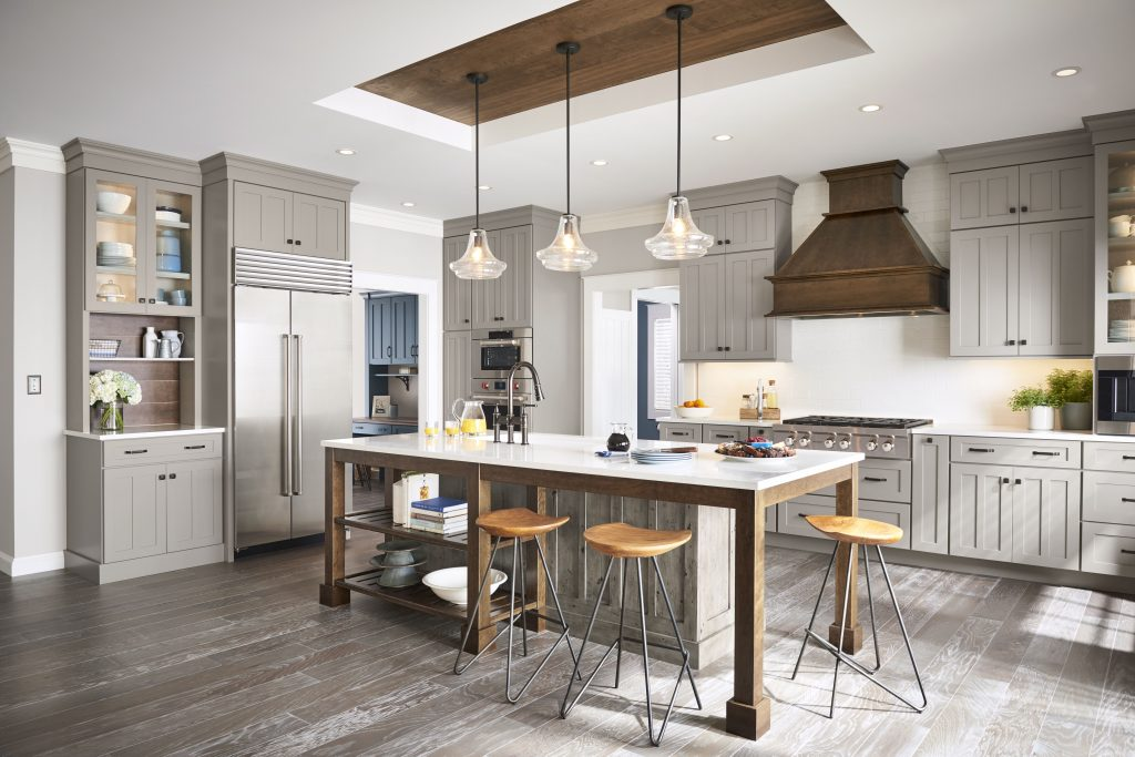 Your Kitchen Is An Electric Nerve Center - Crofton Remodeling Company