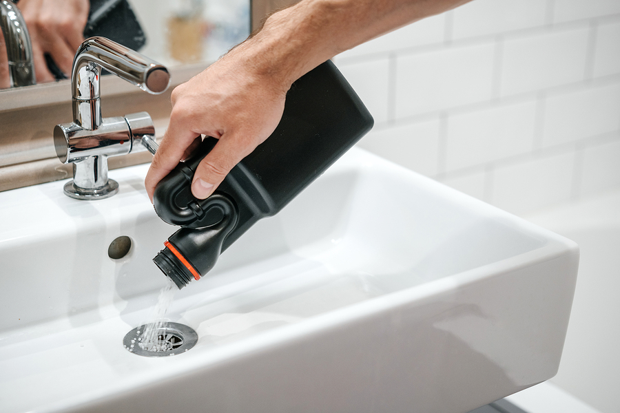 Crofton Maryland Plumbing Services - Are Drain Pipe Cleaners Safe?