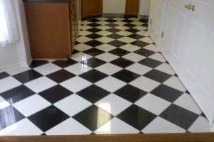 Is Crofton Ceramic Tile Right For Your Kitchen Floor?