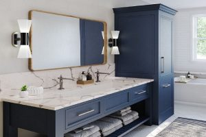3 Ways to Use Ceramic Tile For A Stylish Crofton Bathroom Remodel