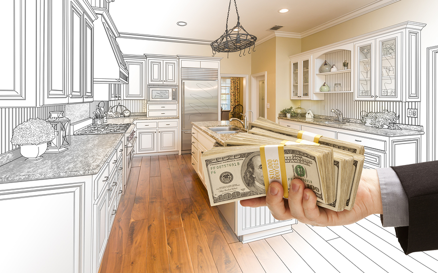 Full Kitchen Remodel Cost - What's In A Kitchen Remodel Budget?