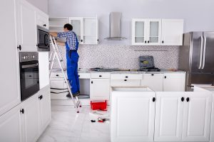 What Does A Kitchen Cabinet Contractor Do?