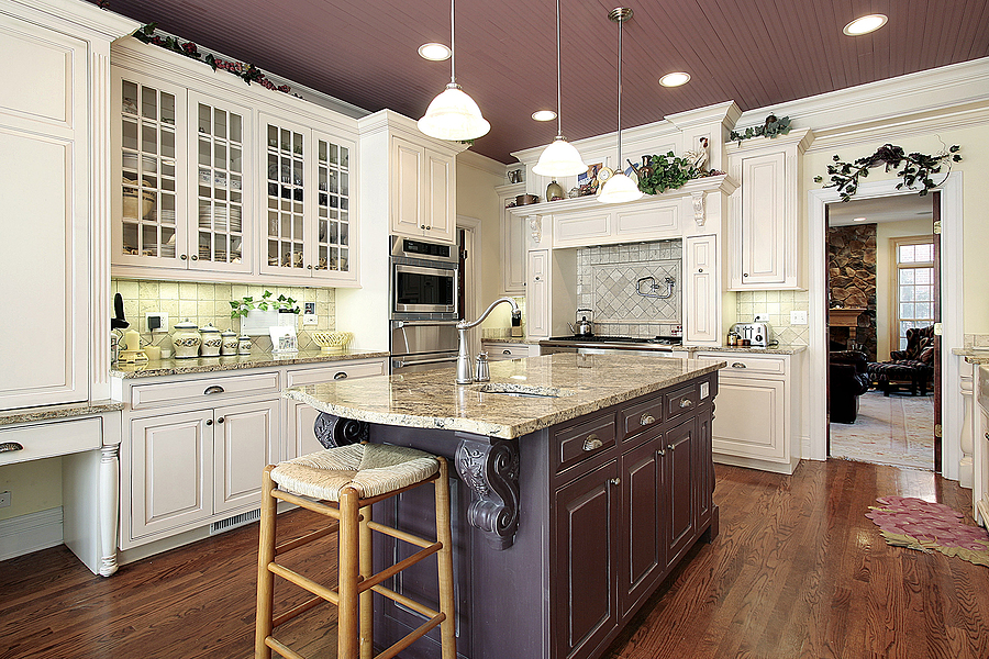 Bowie Remodeling - Counters Do Need Maintenance