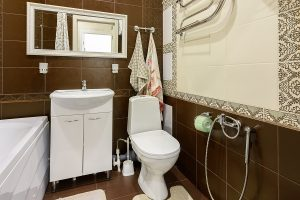 Average Cost To Remodel A Small Bathroom - Not All Alike