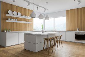 Kitchen Home Improvement - Get A Wooden Countertop