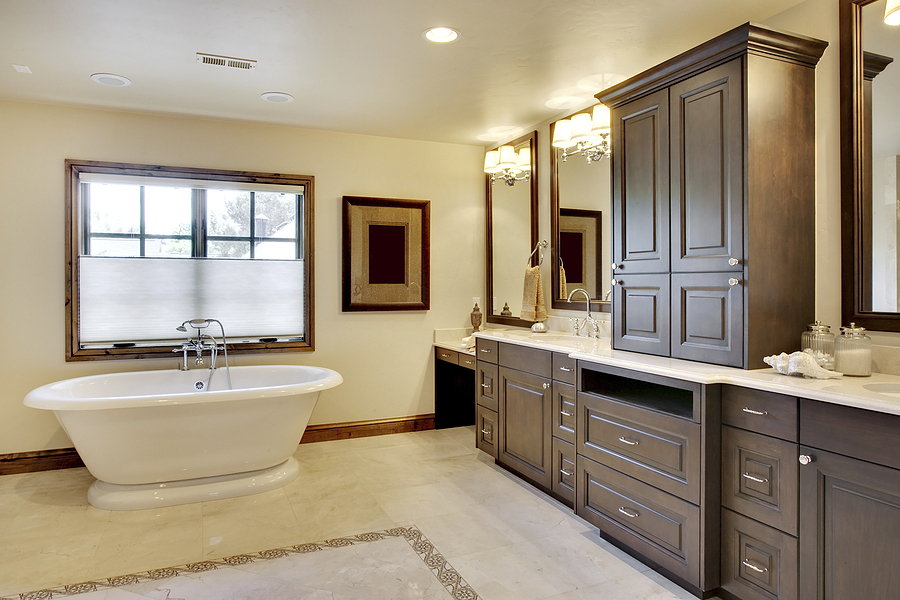 4 Important Factors To Think About For Bathroom Cabinets