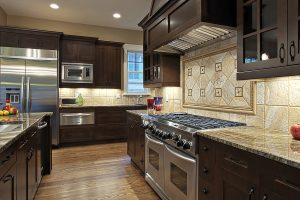 Maryland Contractors - Four Reasons To Have A Kitchen Range