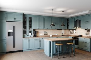 Crofton Kitchen Remodeling Contractors: Moving Plumbing