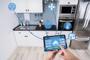 General Contractors In Maryland: Build A Smart Kitchen