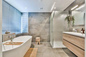 Crofton Bathroom Reconstruction: Can You Fit A Half Bathroom?