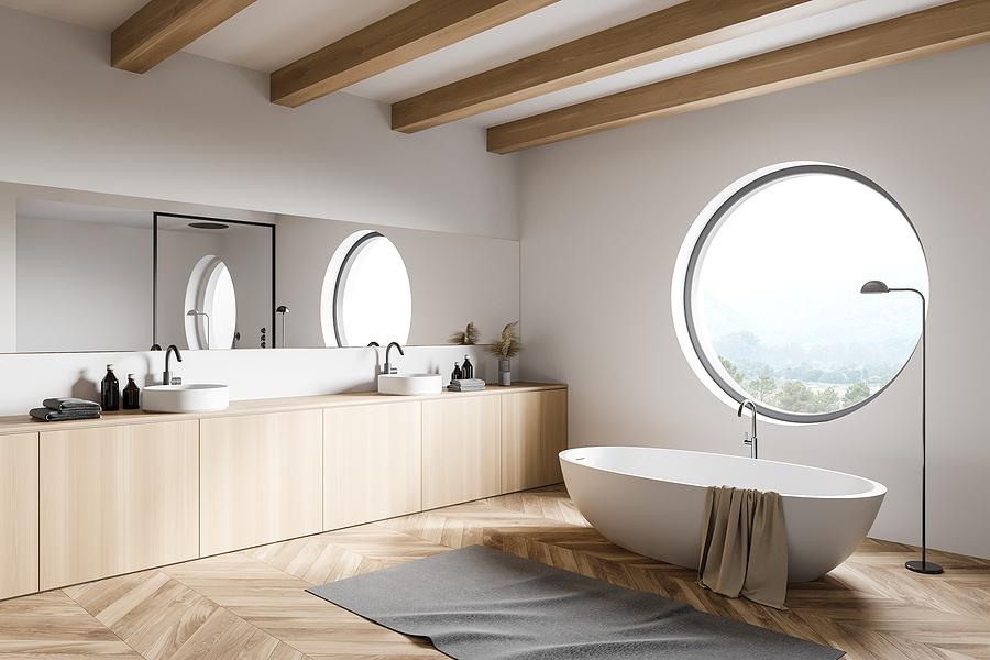 Crofton Bathroom Reconstruction- What Kind Of Tub?