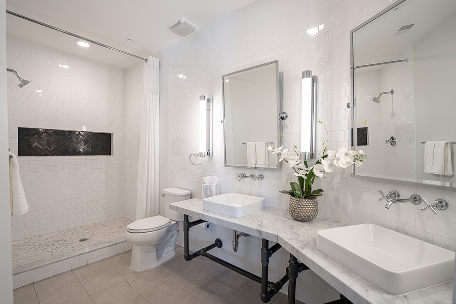 Bathroom Remodeling In Maryland: How Many Bathrooms?
